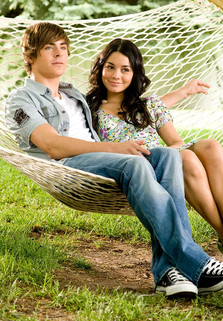 Zac Efron, Vanessa Hudgens, Disney Couples