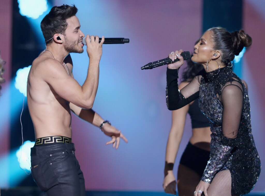Prince Royce, Jennifer Lopez