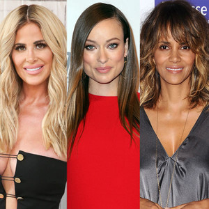 Kim Zolciak, Olivia Wilde, Halle Berry