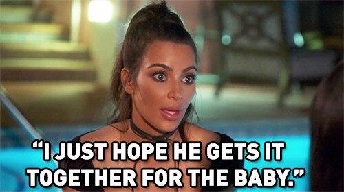 Kim Kardashian, Rob & Chyna, Rob & Chyna 105
