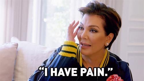 Kris Jenner, Rob & Chyna, Rob & Chyna 105