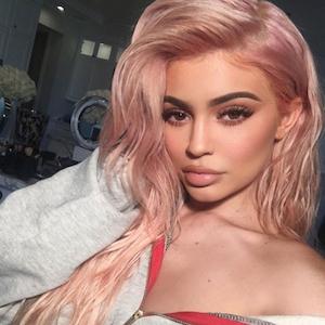 Kylie Jenner Selfie, Instagram