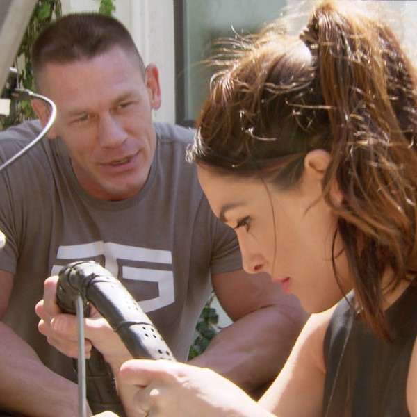 John Cena, Brie Bella, Total Bellas, Total Bellas 102