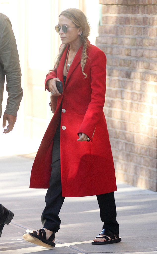 Mary Kate Olsen From The Big Picture Today 39 S Hot Photos E News