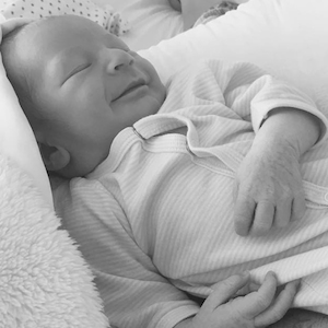 Candice Swanepoel baby