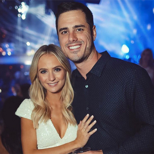 Lauren Bushnell, Ben Higgins, Party