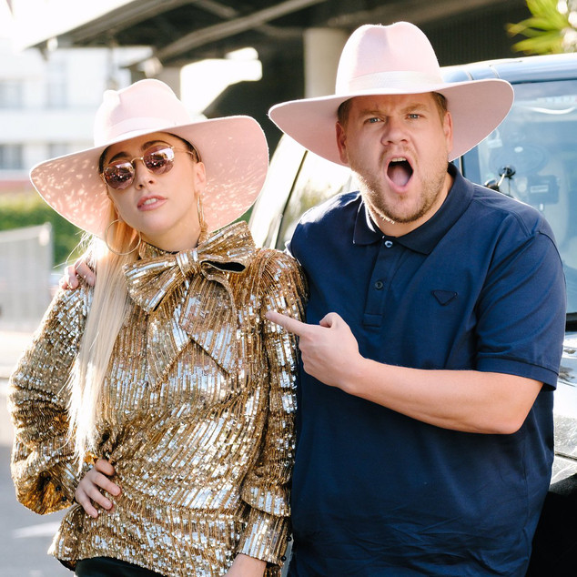 James Corden, Lady Gaga