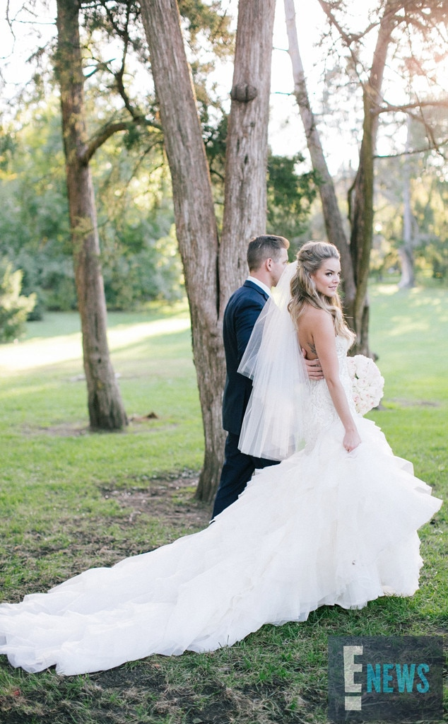Nikki Ferrell, Tyler VanLoo, Wedding, Exclusive