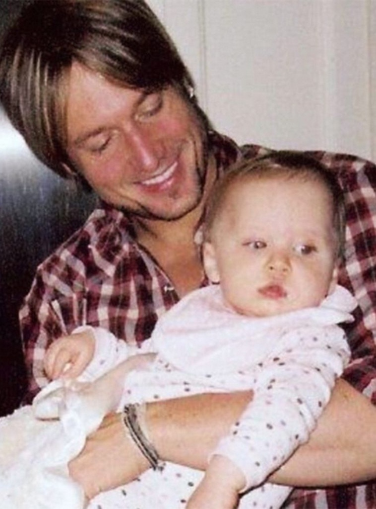 Keith Urban, Nicole Kidman, Instagram, Countrys Cutest Families