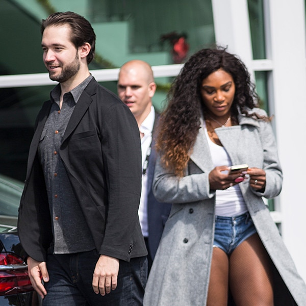 Picture Of Serena Williams Engagement Ring: UnREAL Stars Freddie Stroma & Johanna Braddy Are Married