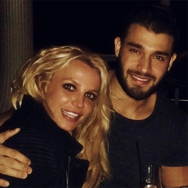 Britney Spears, Sam Ashgari