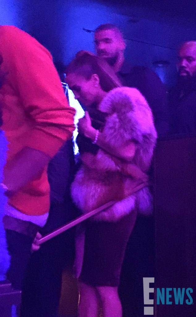 Jennifer Lopez, Drake, Exclusive