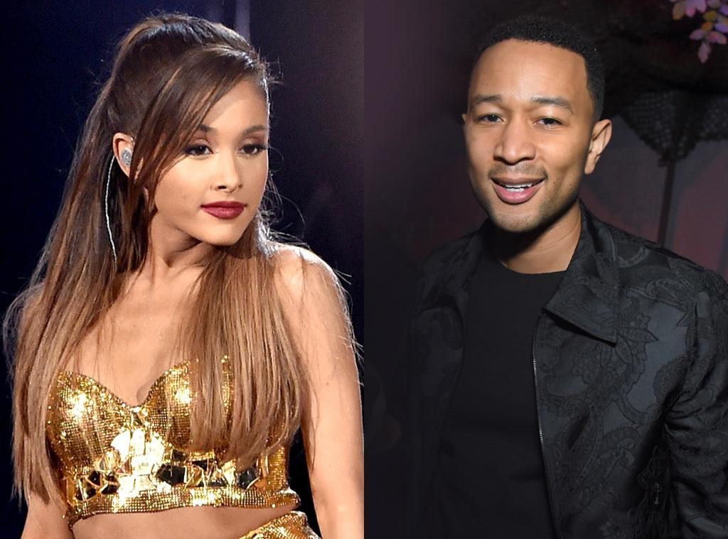 Ariana Grande, John Legend