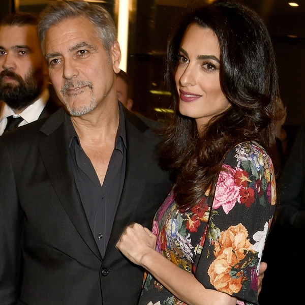 Why George Clooney and Amal Clooney's Casual Pregnancy Announcement Wasn't as Weird as It Seemed | E! News