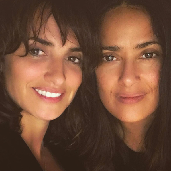 Salma Hayek News, Pictures, and Videos   E! News