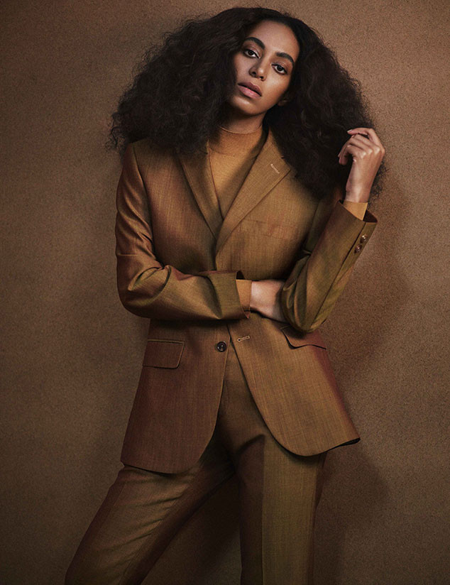 Beyonce Knowles, Solange Knowles, Interview Magazine