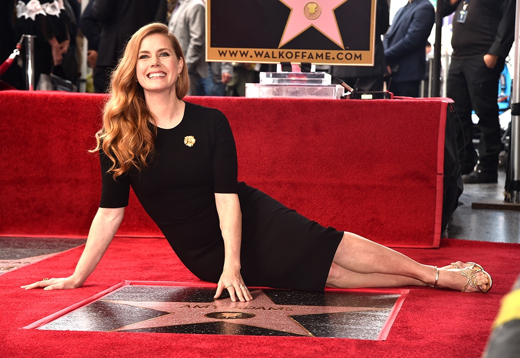 Amy Adams' Daughter Makes Public Debut at Mom's Hollywood ...