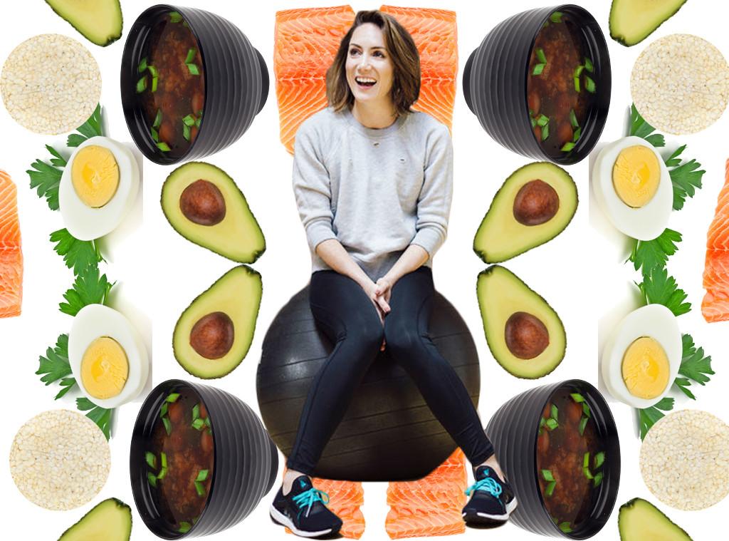 Selena Gomez, Amy Rosoff Davis, Food