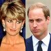 Prince William, Princess Diana