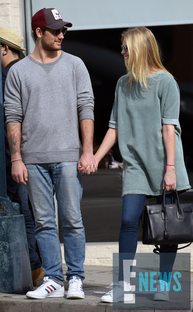 Alex Pettyfer, Marloes Horst, Exclusive