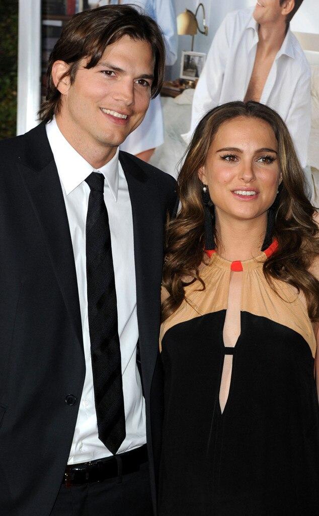 Ashton Kutcher, Natalie Portman