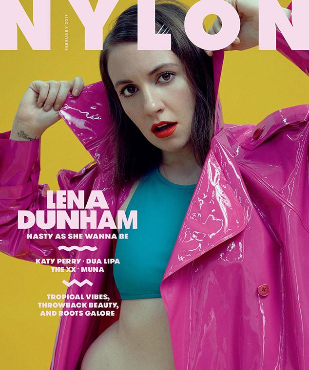 Lena Dunham, Nylon