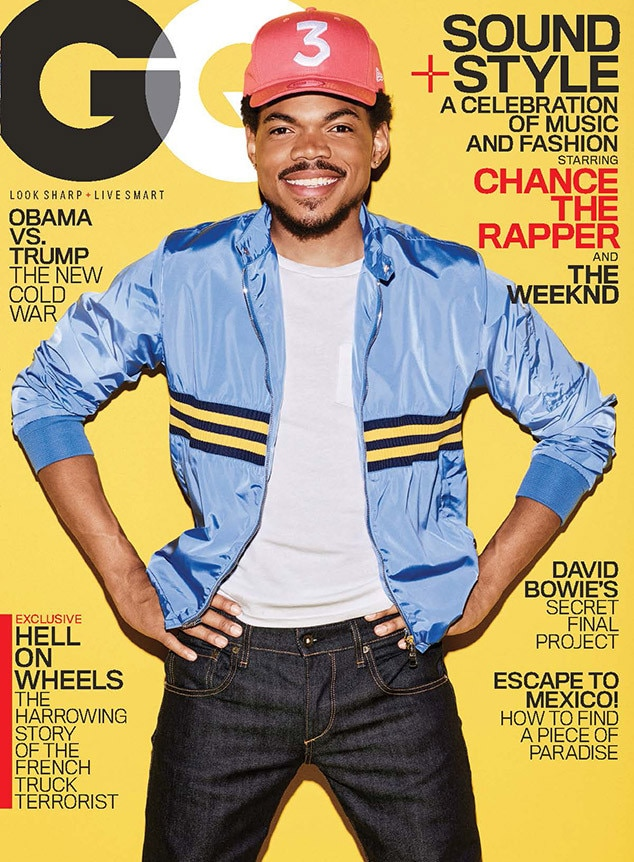 Chance the Rapper, GQ