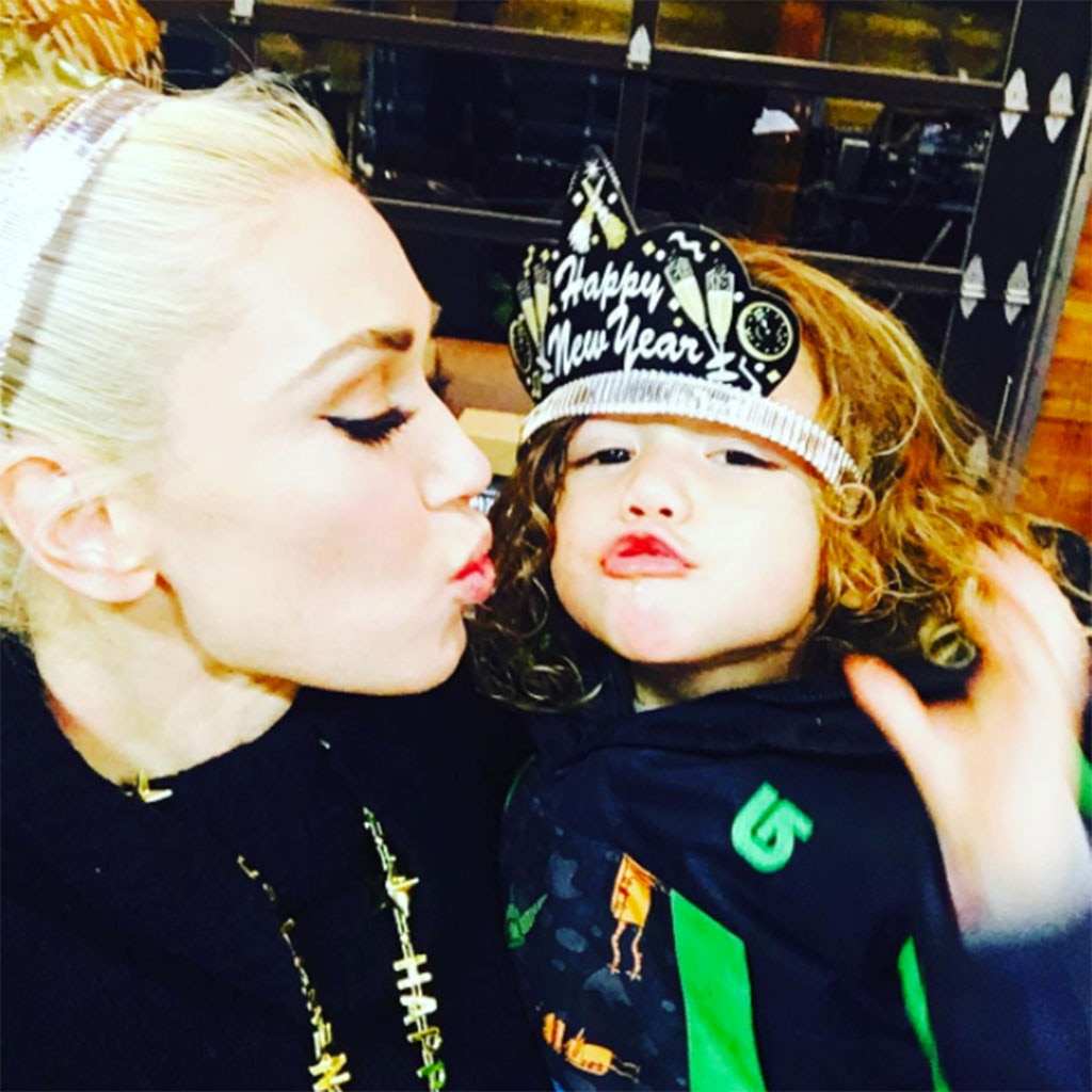 Celebrity Kids, Gwen Stefani, Apollo Rossdale
