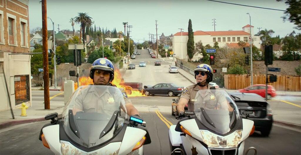Dax Shepard, Michael Peña, <i>CHiPs</i>