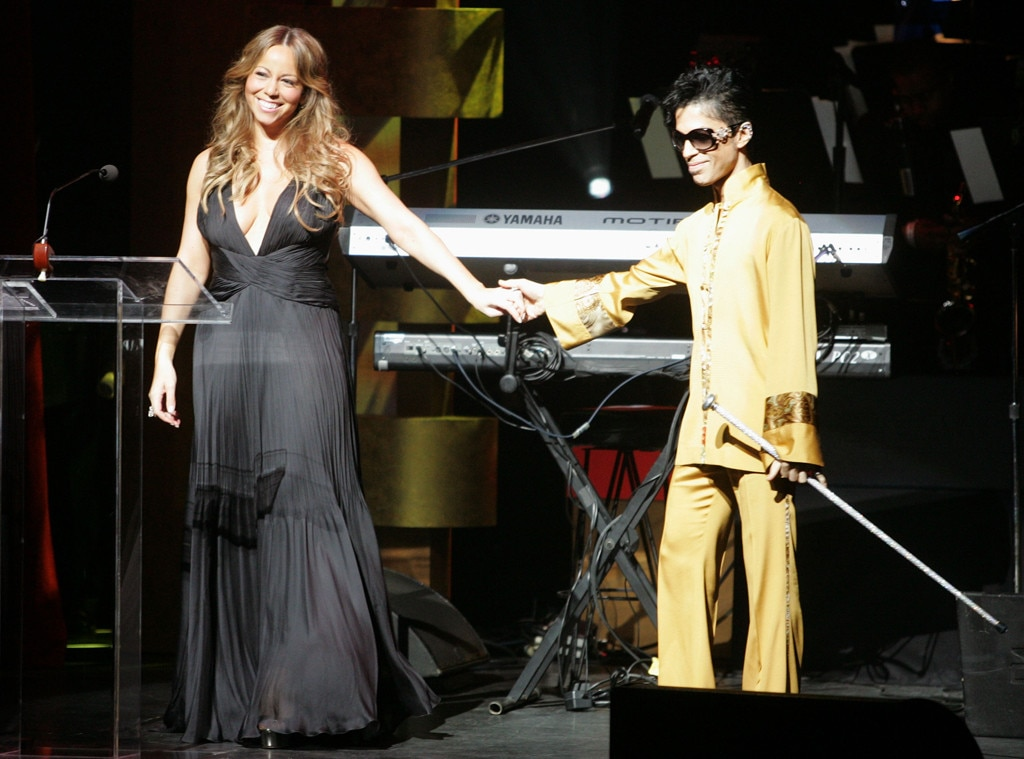 Mariah Carey, Prince