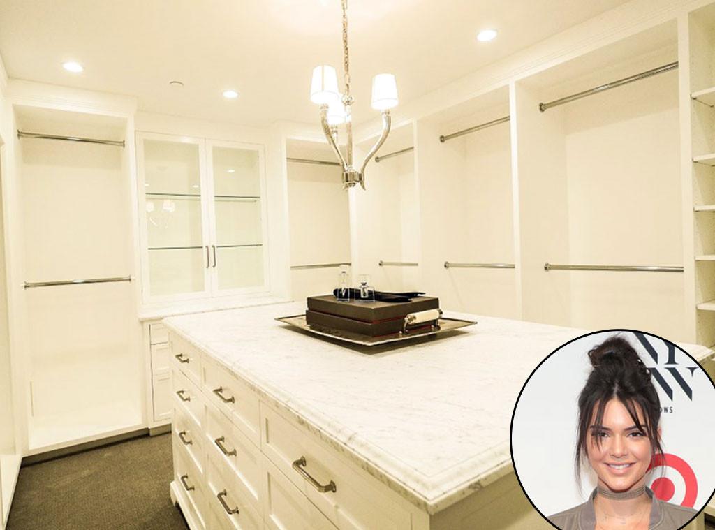 Kendall Jenner Real Estate Closet