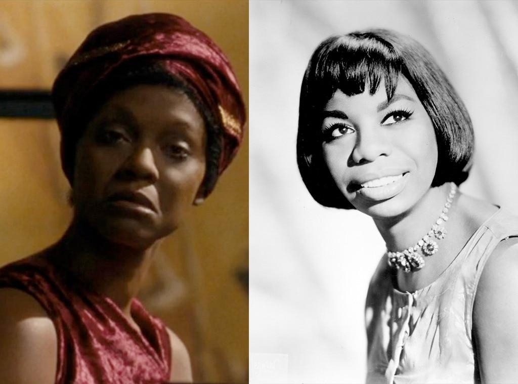 Nina Simone, Zoe Saldana