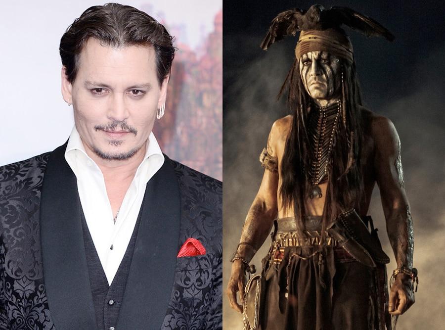 Johnny Depp, Lone Ranger
