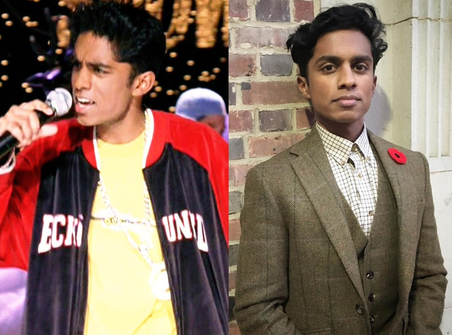 Then and Now, Rajiv Surendra