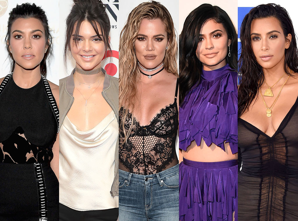 Battle of the kardashian jenner closets inside each star for How many kardashians are there