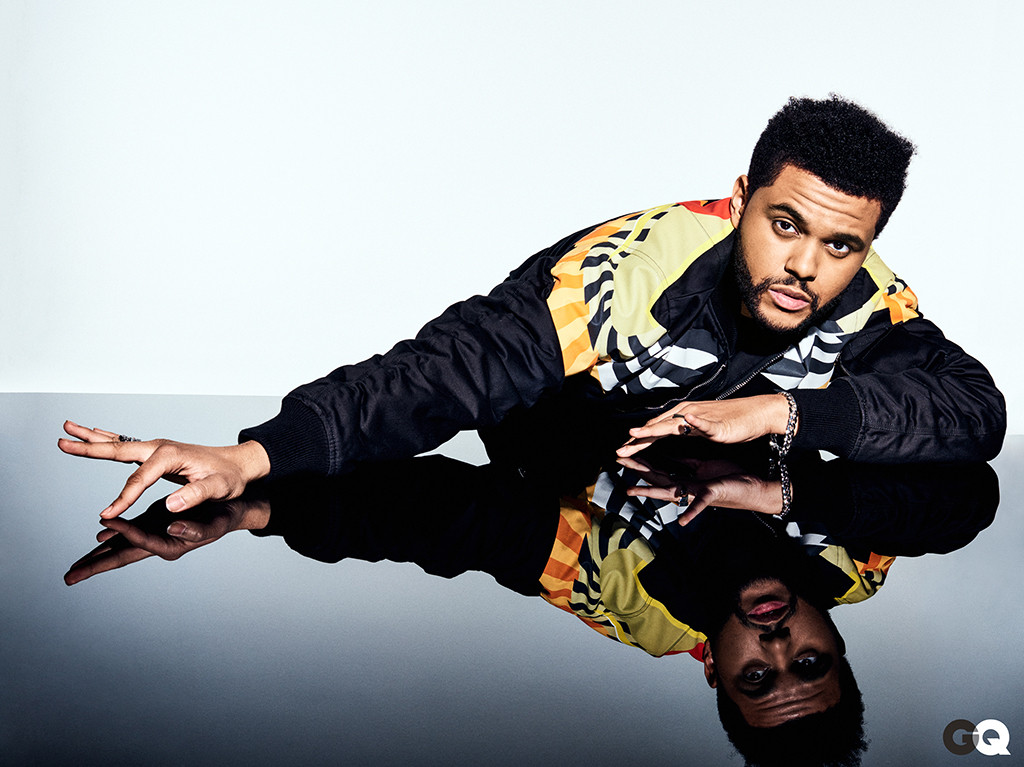 The Weeknd, GQ