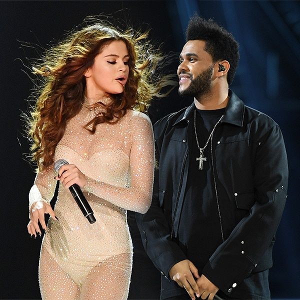Selena Gomez, The Weeknd