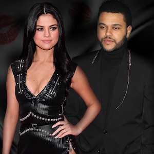 The Weeknd, Selena Gomez