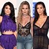 Khloe Kardashian, Kylie Jenner, Kim Kardashian