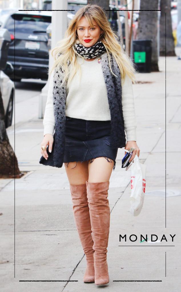 ESC: Hilary Duff, 5 Days