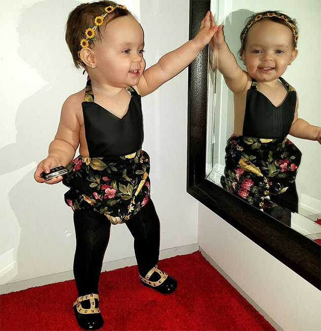 High Five from Ice-T & Cocos Cutest Pictures of Baby