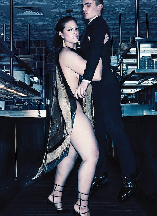 Ashley Graham, V Magazine