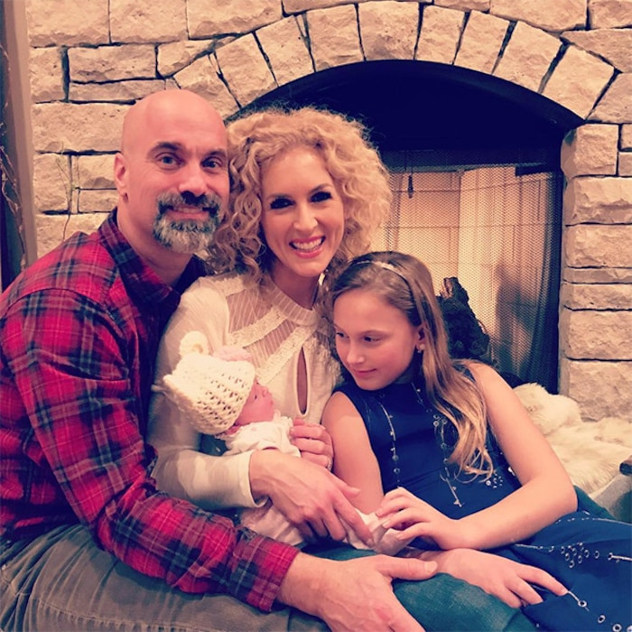 Kimberly Schlapman, Family
