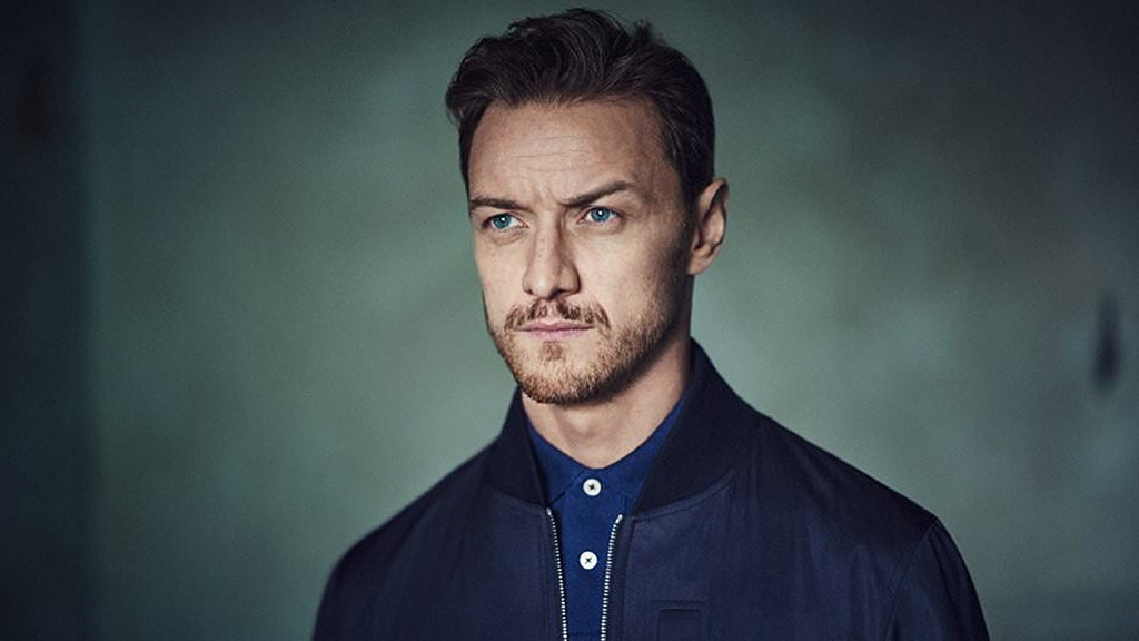 James McAvoy, Mr Porter