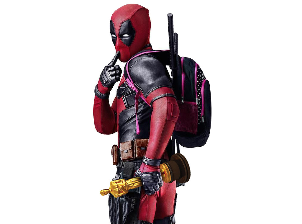 Deadpool, Ryan Reynolds, Oscar Statue