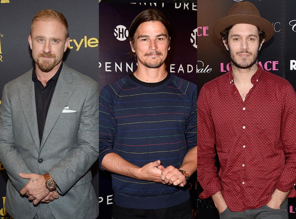 Ben Foster, Josh Hartnett, Adam Brody