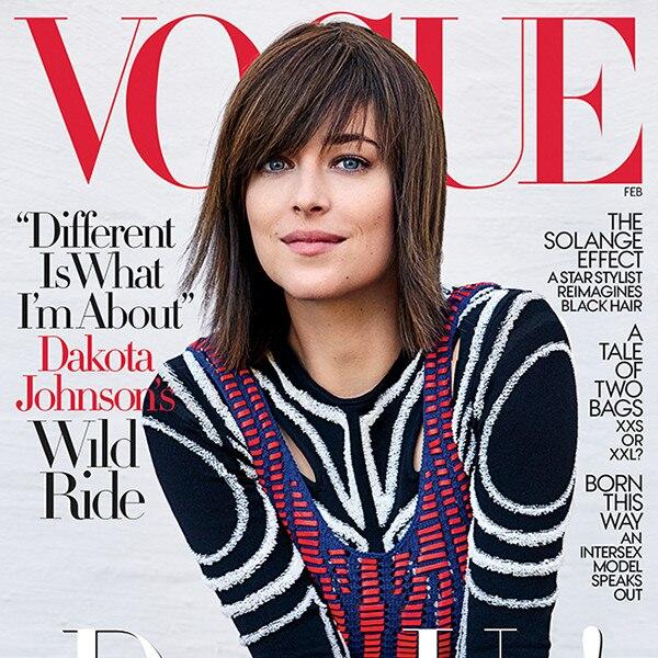 Dakota Johnson, Vogue