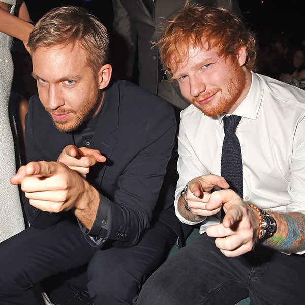 Calvin Harris, Ed Sheeran