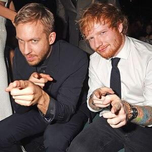 Calvin Harris, Ed Sheeran