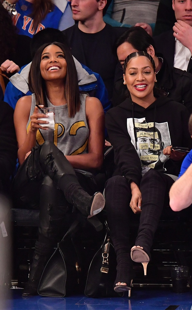 Gabrielle Union, La La Anthony